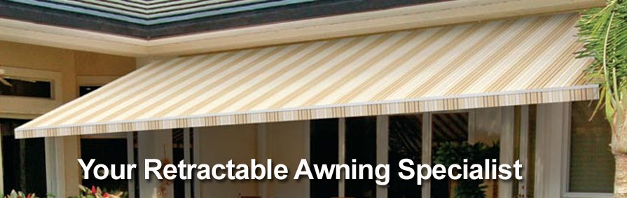 Your Retractable Awning SPecialist. Celebrating 15 Years 1997-2012.